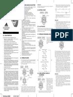 Manual Sfx100
