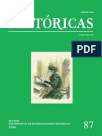 TREJO EVELIA HISTORIOGRGAFIA HERMENEUTICA E HISTORIA CONSIDERACIONES VARIAS HISTORICAS BOLETIN  DEL INSTITUTO DE INVESTIGACIONES HISTORICAS 87.pdf