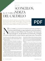 José Vasconcelos, Grandeza del Caudillo- Biblioteca Nacional copia