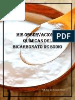 Uso del bicarbonato de Sodio