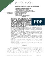 EREsp 1314603 - Petição Eletrônica e Assinatura