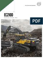 Brosur EC210 Volvo