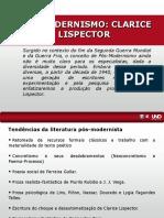 Clarice Lispector 2019