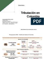 Tributaria i 2019-2