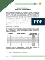 ESTADISTICACalificable 3 Regresión Lineal 2019 13