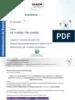 Ejemplo del procedimiento para determinar la depreciacion por unidades producidas.docx