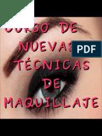 Curso de Nuevas Técnicas de Maquillaje