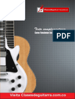 Aprende cosas sobre guitarra