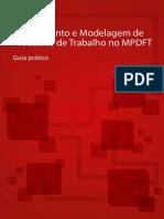 Guia Pratico Mapeamento Modelagem Processos Trabalho MPDFT