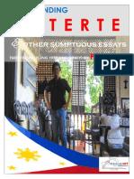 Understanding Duterte by Pio Goco