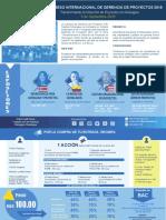 Brochure IV Congreso PMI Nicaragua 12082019