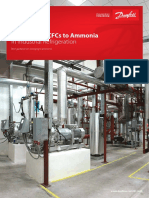 From HFCs _ HCFCs to Ammonia in Industrial Refrigeration