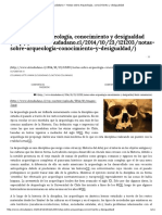 El Ciudadano » Notas sobre Arqueología, conocimiento y desigualdad 23 octubre 2014.pdf
