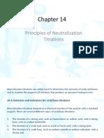 Chapter 14 volumetrias acido base