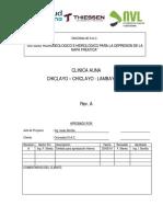 Estudio Hidrogeologico e Hidraulico CLINICA