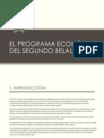 El Belaundismo.doc