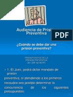 Audiencia de Prision Preventiva Alfredo 2