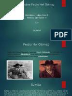 Exposición Sobre Pedro Nel Gómez