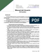 Manual Del Usuario - SDSueldos