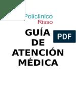 GUIA DE ATENCION MEDICA EN GASTROENTEROLOGIA