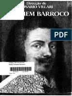 VILLARI, R. O homem Barroco