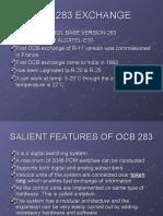 Ocb 283 Exchange