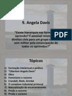 9. Angela Davis