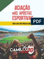 E-book - Iniciação Nas Apostas Esportivas
