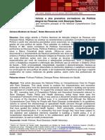Análise das características e dos preceitos normativos da Política Nacional de Atenção Integral às Pessoas com Doenças Raras