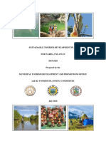 Sustainable Tourism Development Plan for New