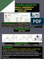7 Intoxicacion Aguda Por Sildenafilo Vardenafilo Tadalafilo Yombina y Teofilina 2014