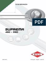 Montana Pulverizador Suprema 480 680