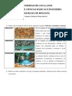 Taller Módulo I Biología de Plantas Inferiores 12