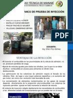Banco de Prueba Practica