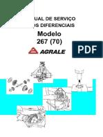 Manual Serviço Eixo DANA 70 Power Lok