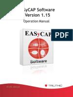 Easycap Software Manual