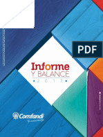 Informe y Balance 2017