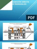 Transmisión directa de engranajes.pptx