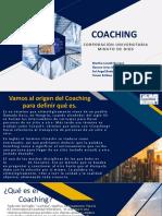 Exposicion Coaching