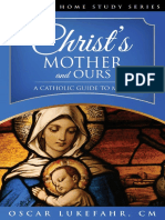 Christ s Mother and Ours