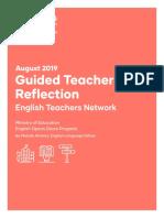 TeacherReflectionDiscussion Agosto
