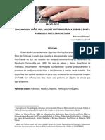 Tese SOBRE O POETA FRANCISCO PINTO DA FONTOURA