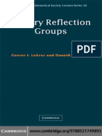 Unitary Reflection Groups(1e,2009,304p,Australian Mathematical Society Lecture Series 20)G.I.lehrer, D.E.taylor_0521749891