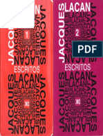 Lacan Escritos I y II Siglo XXI Completos