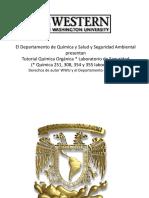 2019 -1 Medidas de Seguridad