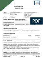 Cassida Fluid Gl 220-Sds