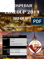 Hospedaje Arequipa Coneoup 2019