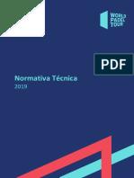 Normativa Tecnica 2019 Final Relevance