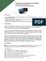 Tutorial Instalar Windows 8 No Vaio Vpcsb25fb