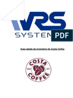 CostaCoffee Stocktakes Quick Guide Spanish